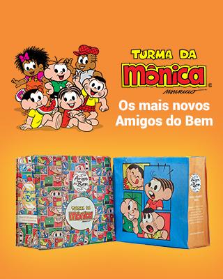 Banner Turma da Monica